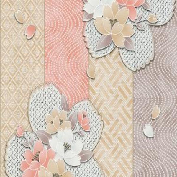 Шпалери Lanita на паперовій основі Саторі декор ВКП1-0971