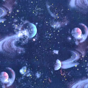 Шпалери ланіт ЕШТ 5-1351 Космос