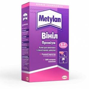 Клей шпалерний Metylan (МЕТИЛАН) Вініл Преміум 300гр